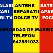 Instalam vindem reparam antene aparate in madrid